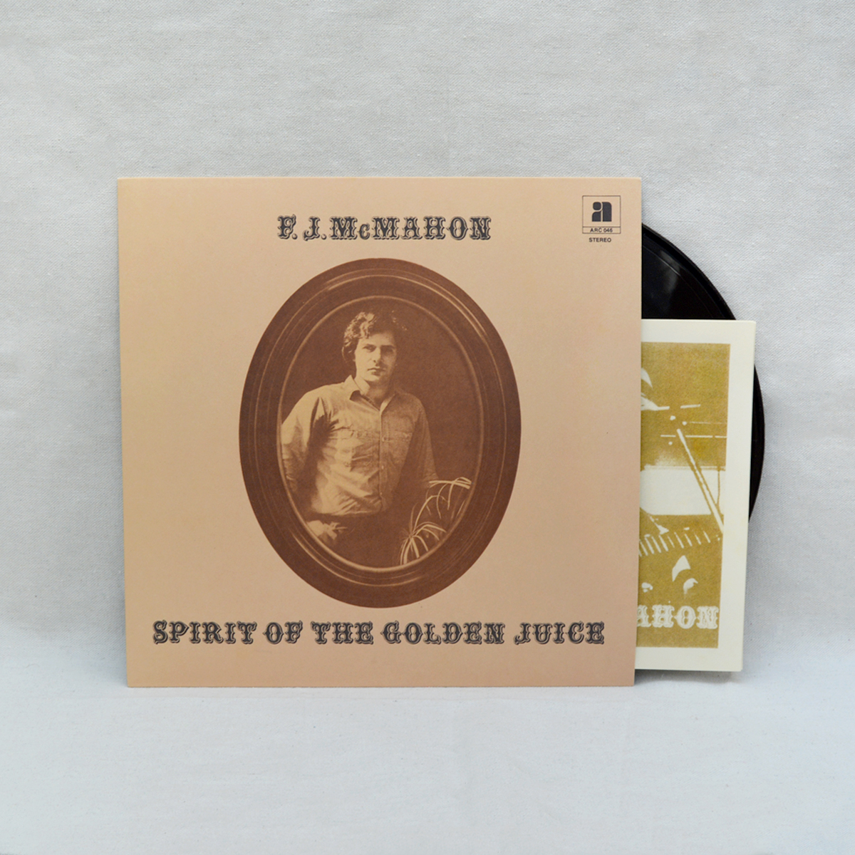 F.J. McMahon - Spirit of the Golden Juice album release