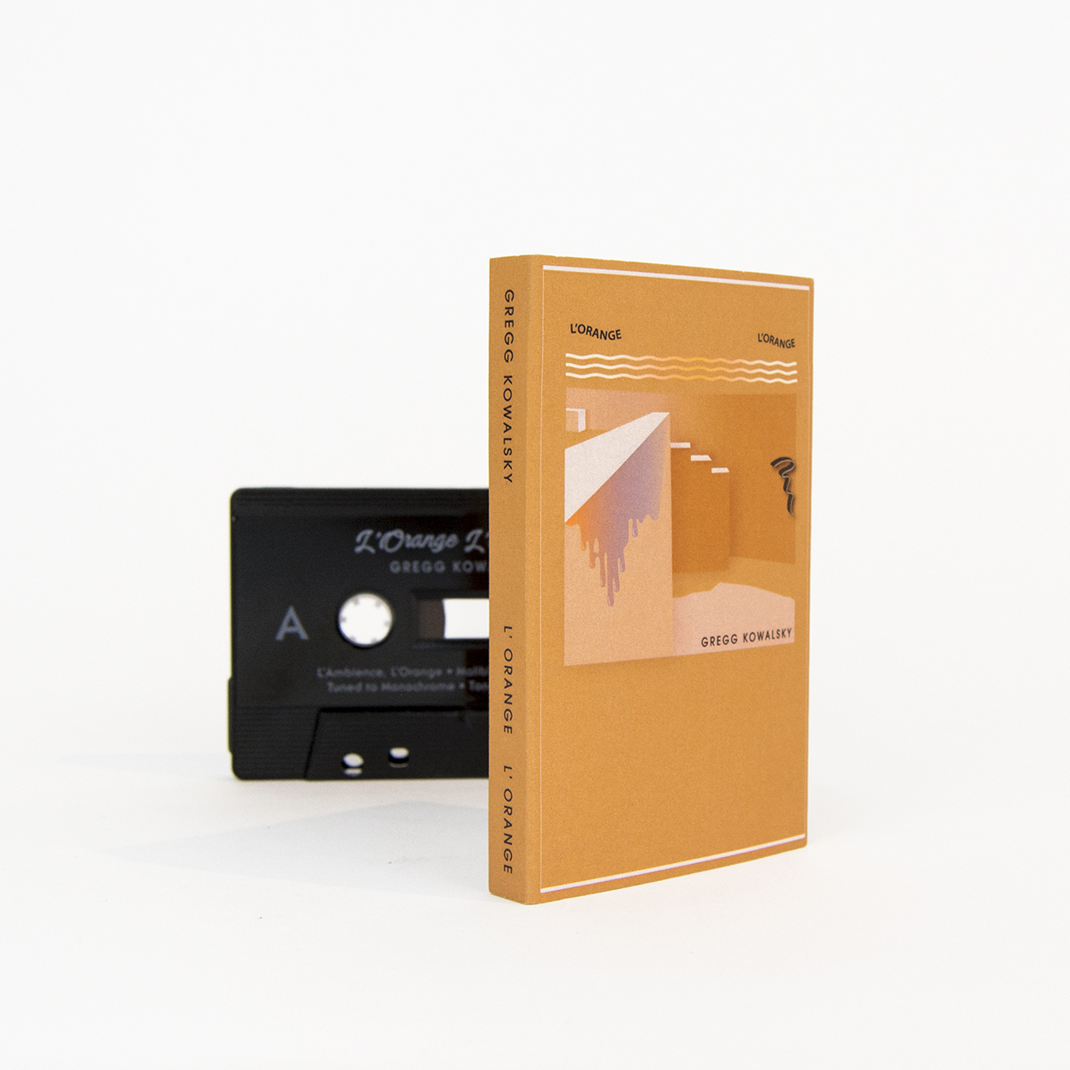 Gregg Kowalsky - L'Orange, L'Orange limited edition cassette