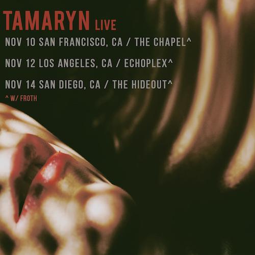 tamaryn-california