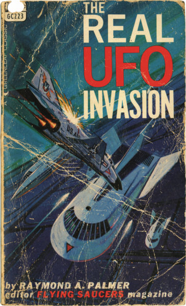 Peek Into Jack Womack's UFO Library - Mexican Summer