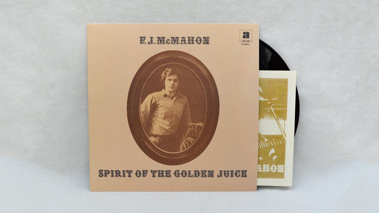 F.J. McMahon Spirit of the Golden Juice