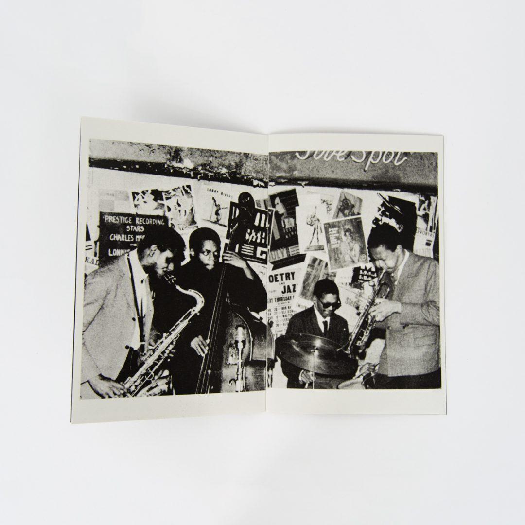 Pharoah Sanders - Deluxe Bundle Zine