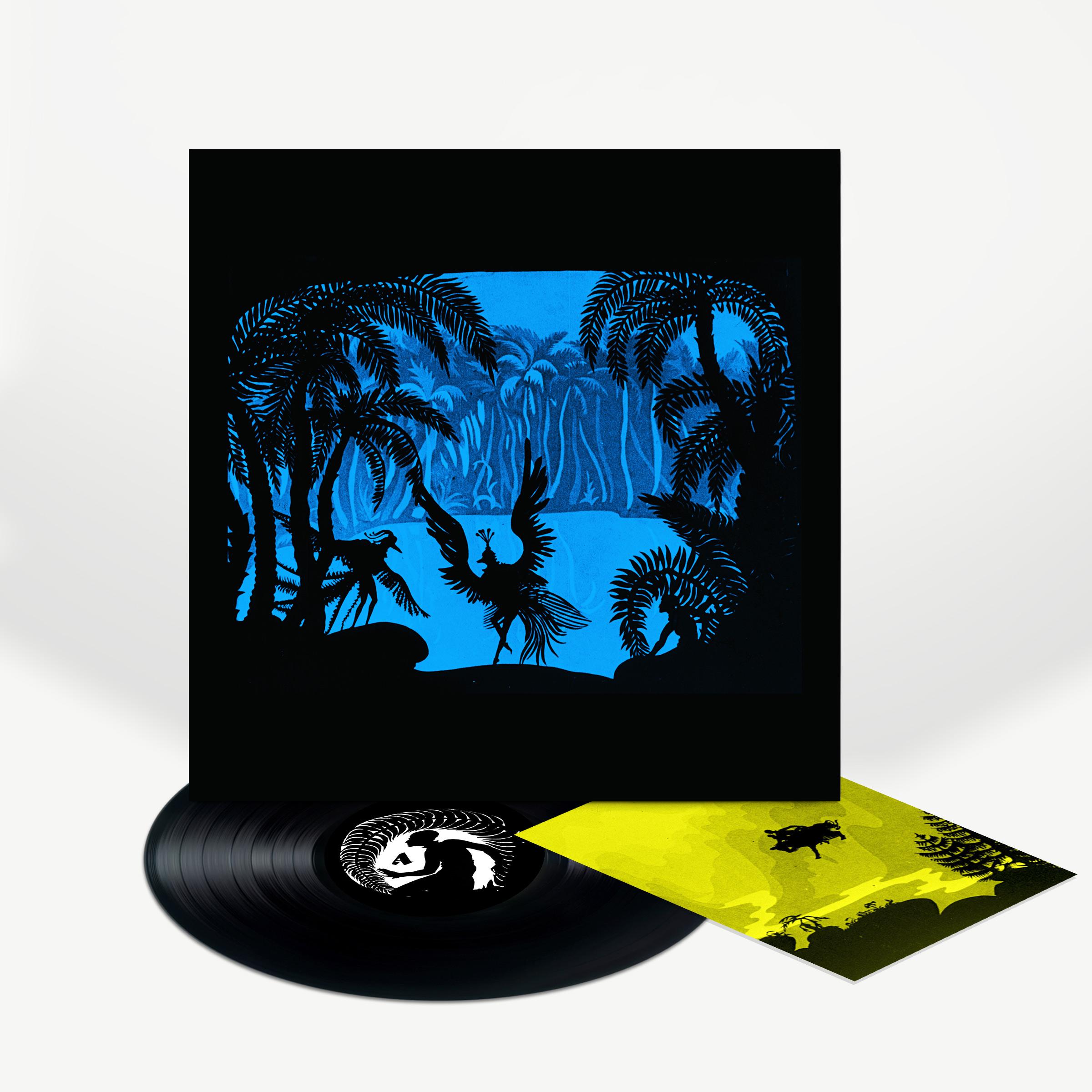 Dungen Haxan Deluxe LP