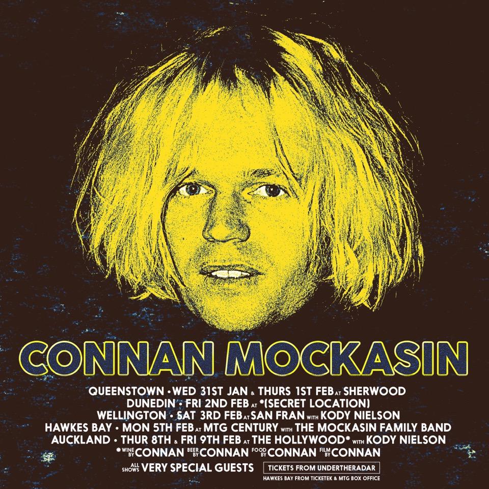 Connan Mockasin New Zealand Tour Dates