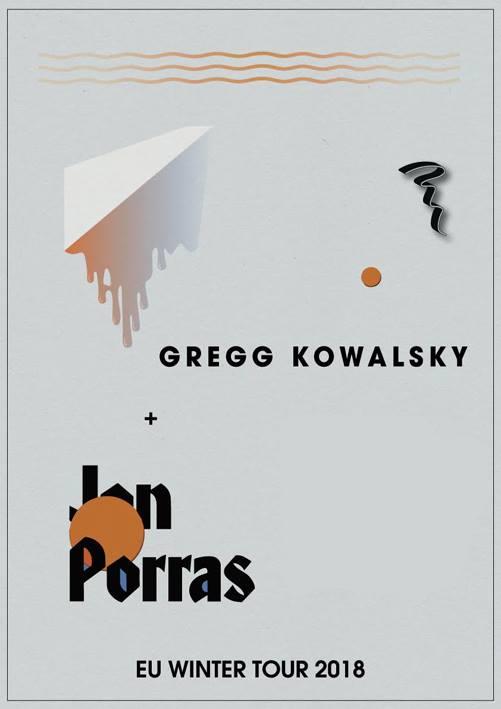 Gregg Kowalsky European Tour WInter 2018