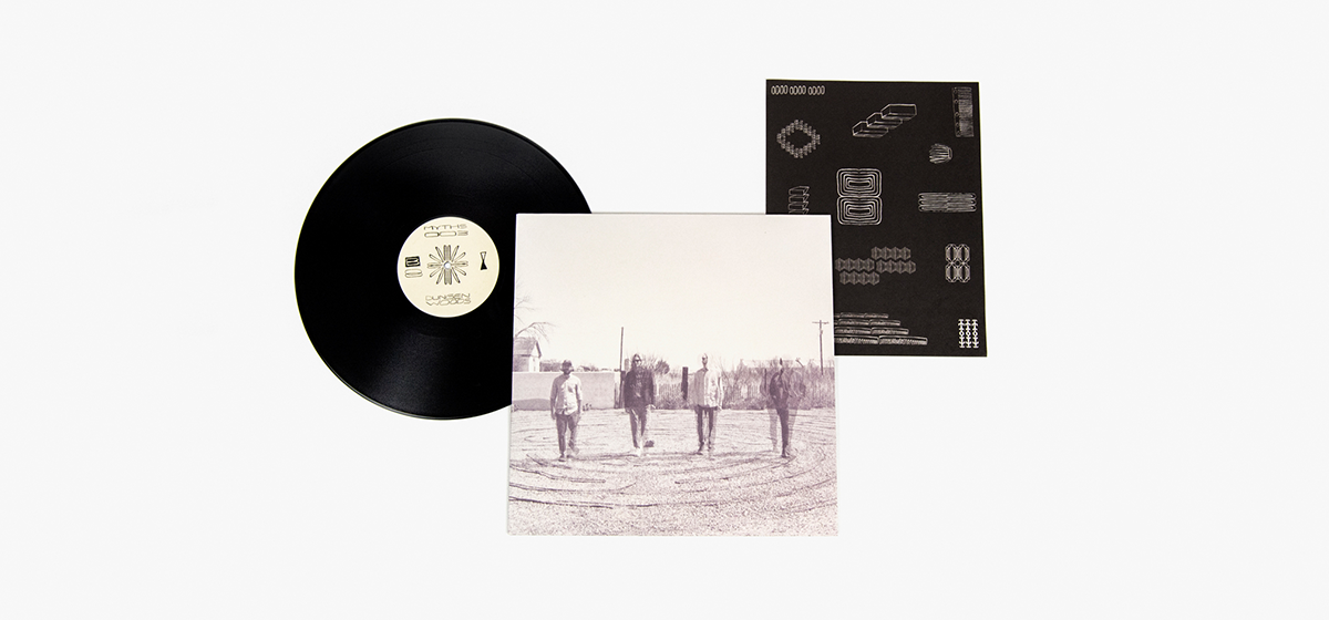 Dungen & Woods - Myths 003 - Vinyl Product Shot