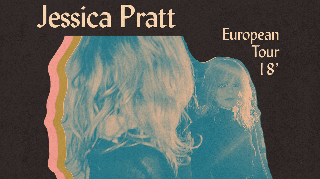 Jessica Pratt - Winter Tour 2018 Poster