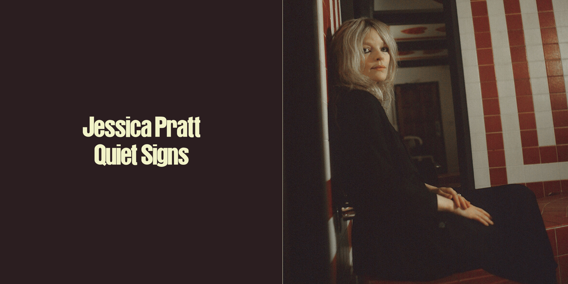 Jessica Pratt Quiet Signs Announce Image