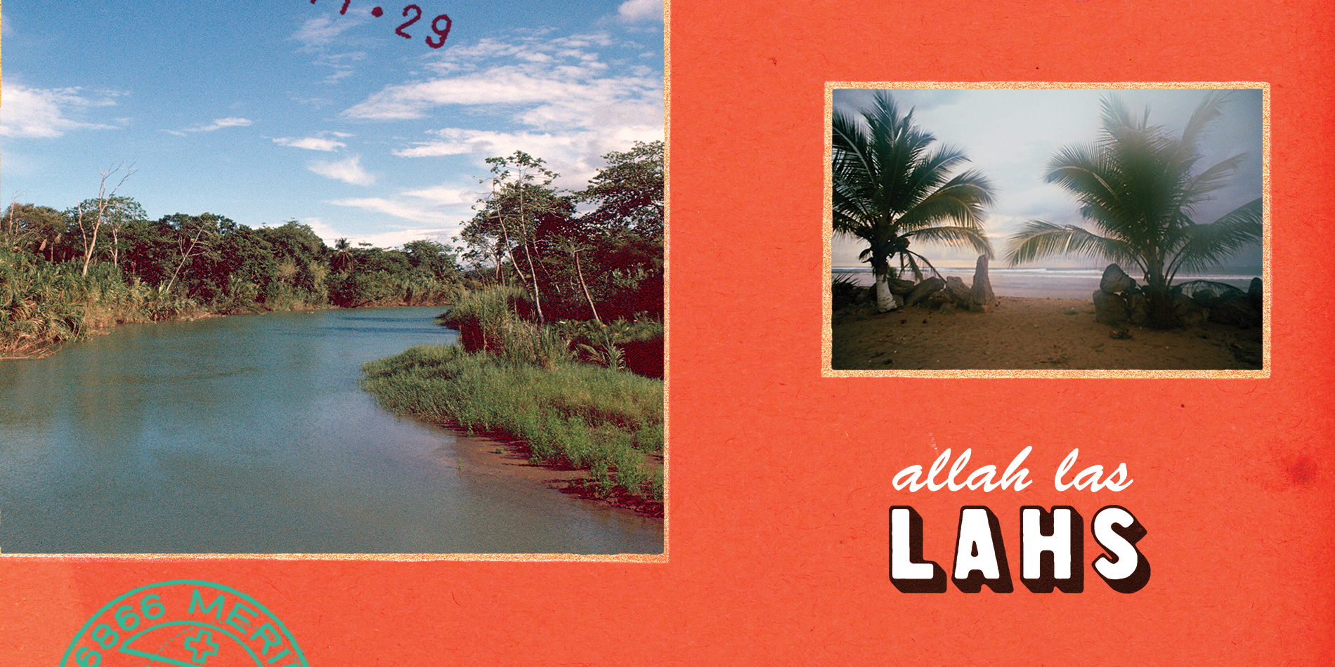 Allah Las - LAHS Site Banner