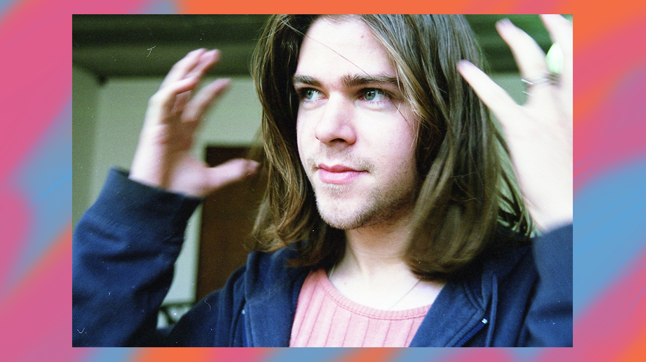 Photograph of Ariel Pink