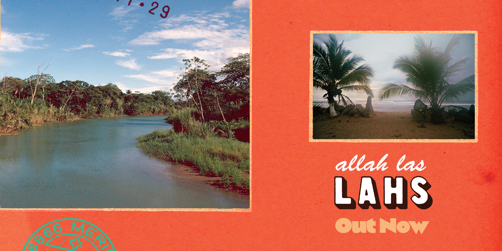 Allah Las Lahs Out Now Banner