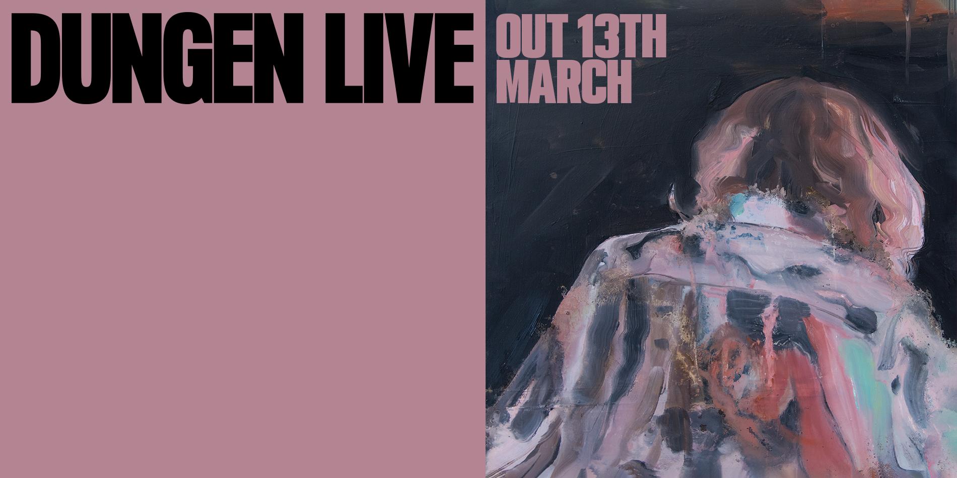 Dungen Live Site Banner