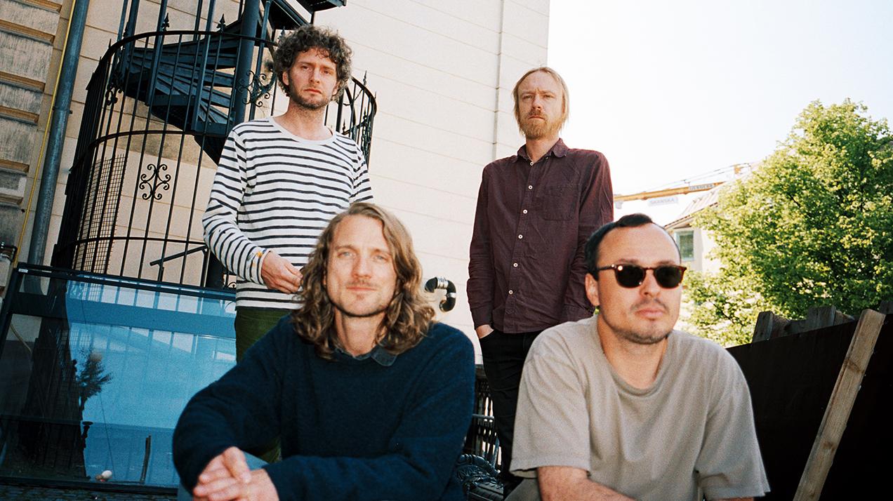 Dungen Band Photo