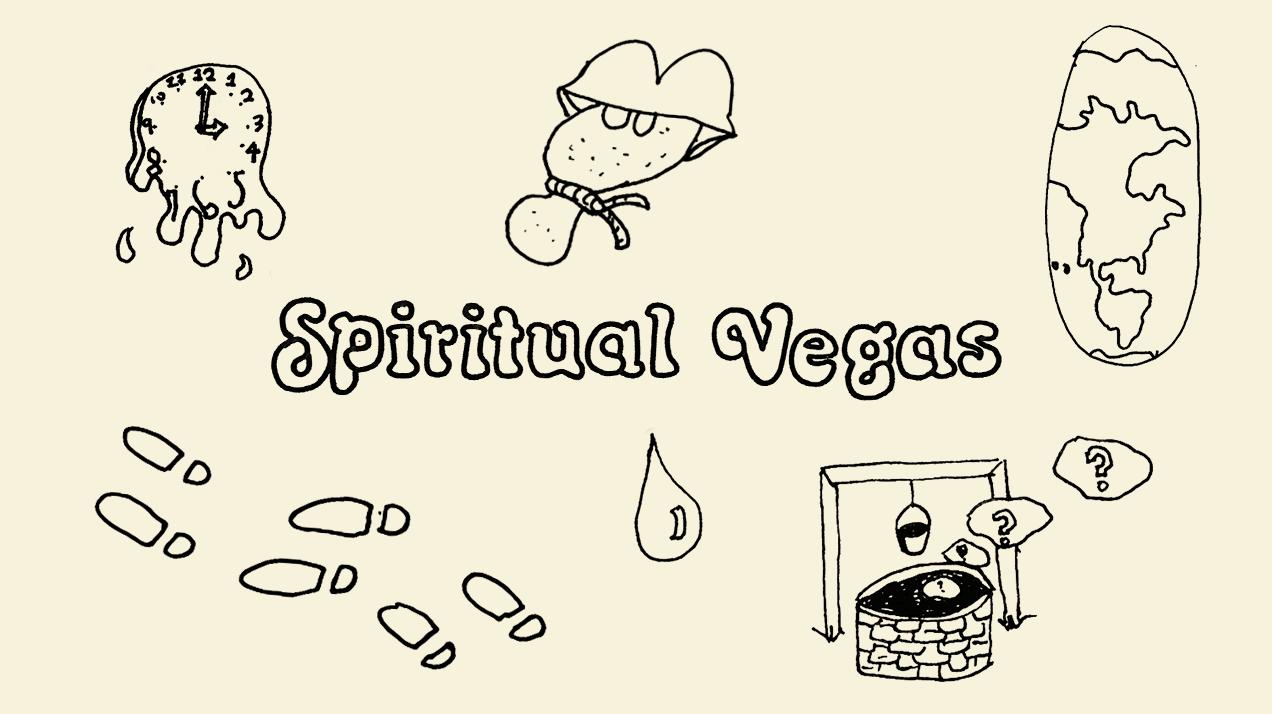 Paint Spiritual Vegas News Image