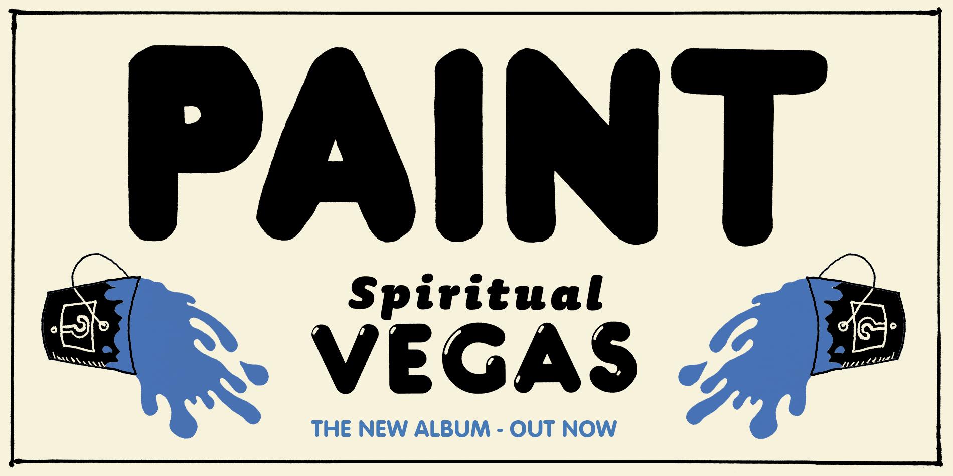 PAINT Spiritual Vegas Site Banner