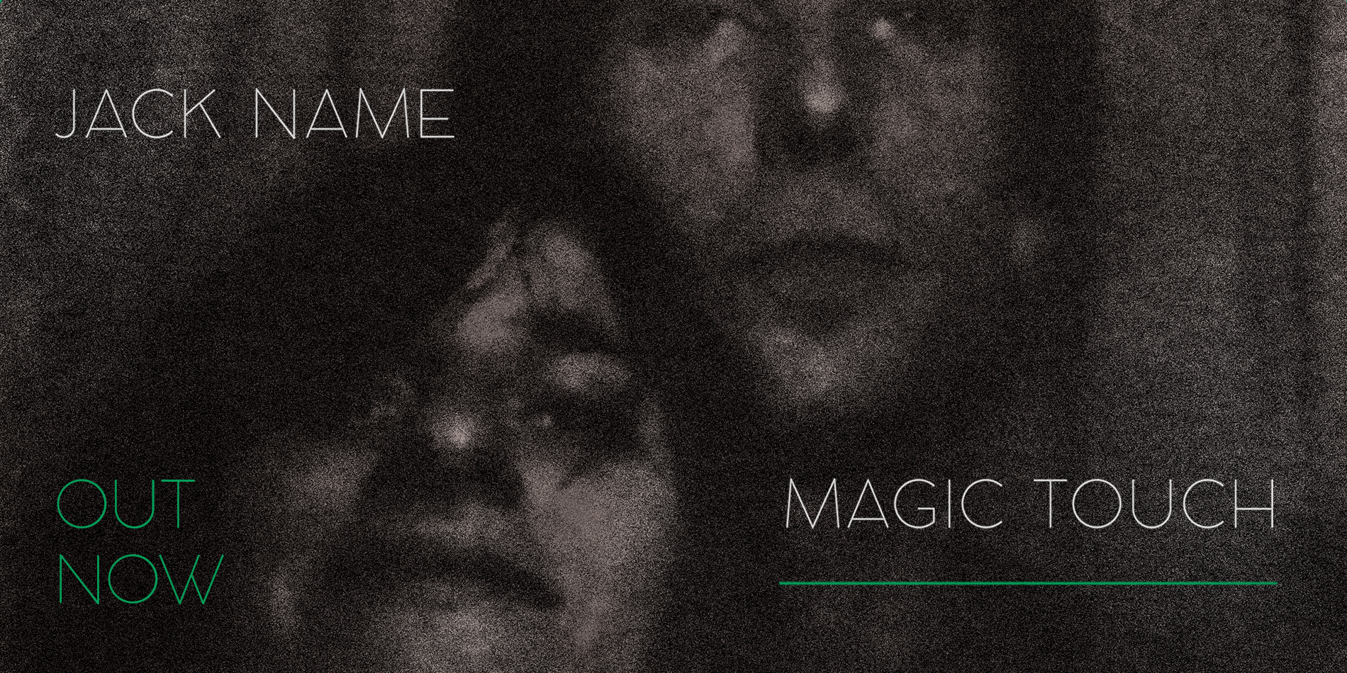 Jack Name Magic Touch Site Banner