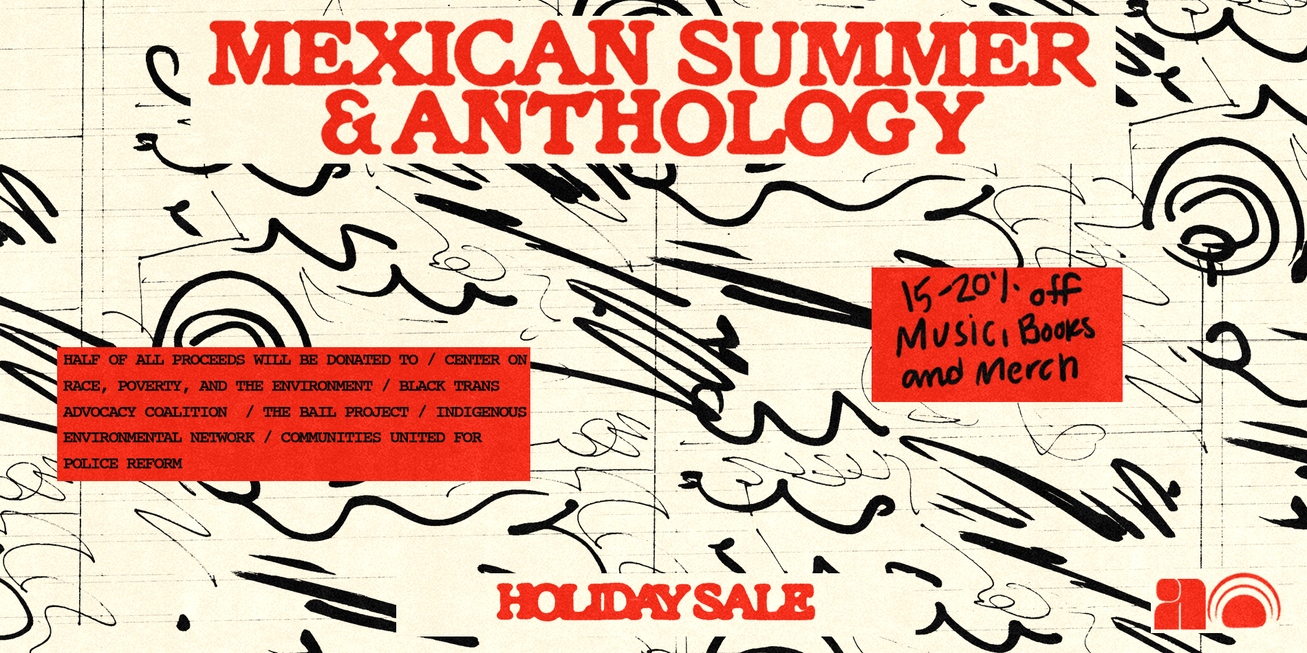 Mexican Summer Holiday Sale Banner
